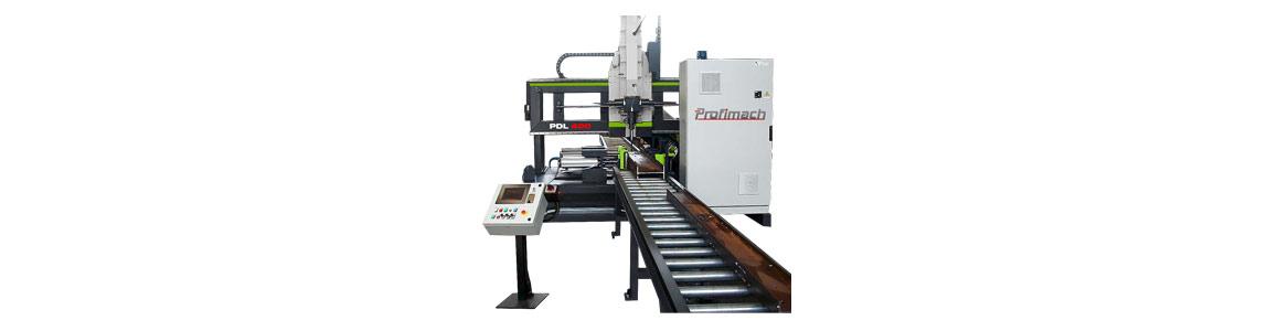 Masini CNC de Gaurit