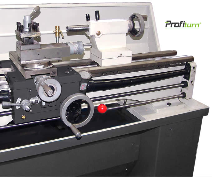 profimach The bed and major components are made of high quality cast iron